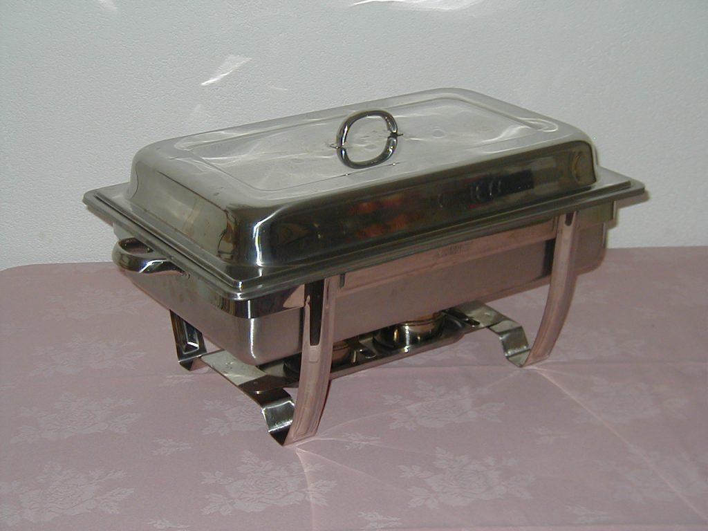Chafing dish 2