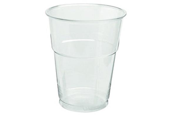 Plastic bierbeker 1000 p.doos