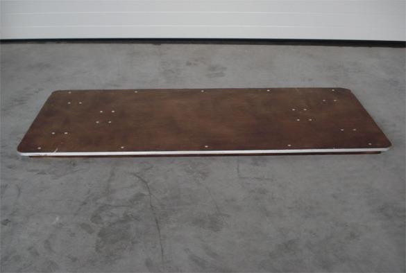 Buffettafel 183 x 76 x 76 cm