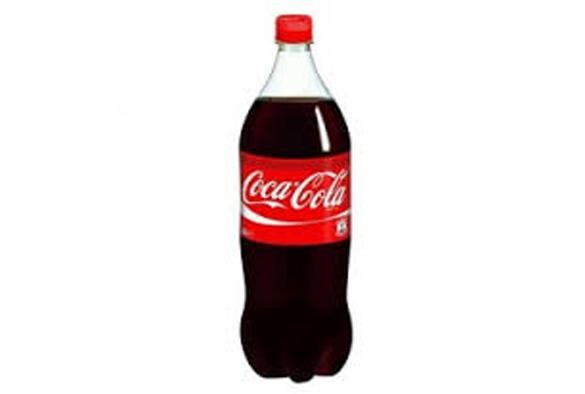 Coca cola 1l.