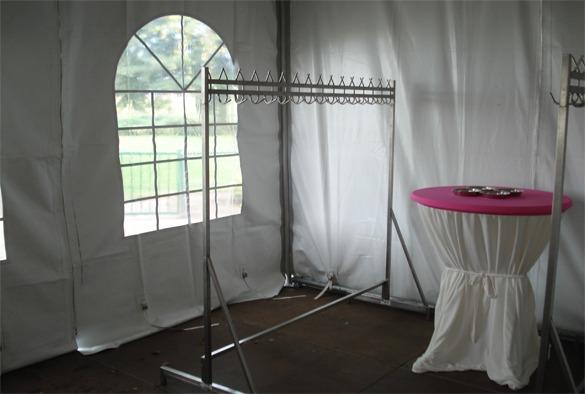 Kapstok - Garderoberek