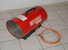 Heteluchtkanon gas 8500 - 50.000 k.cal/h