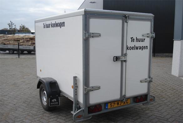koelaanhangwagen 5m3 (per 2 dagen) 2