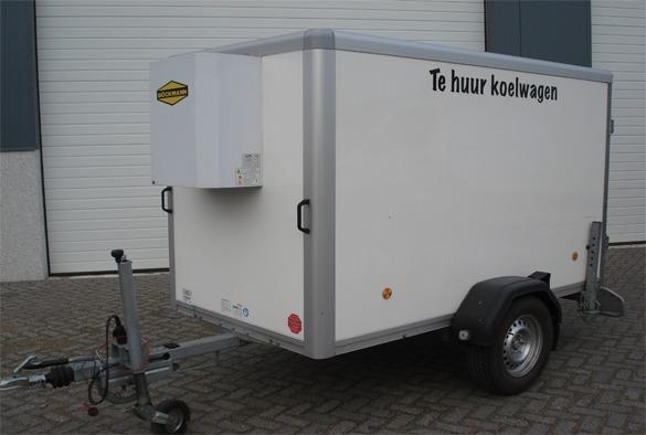 koelaanhangwagen 5m3 (per 2 dagen)