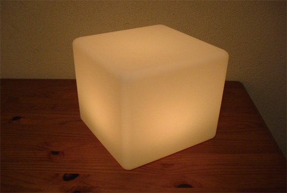 led verlichting cubes 9