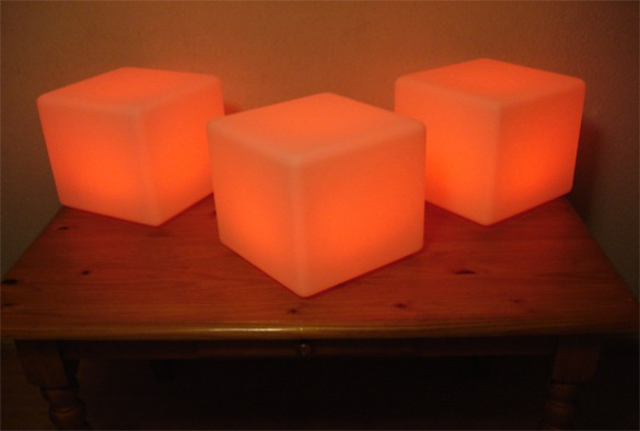 led verlichting cubes 4