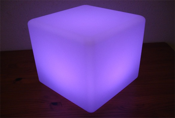 led verlichting cubes 8