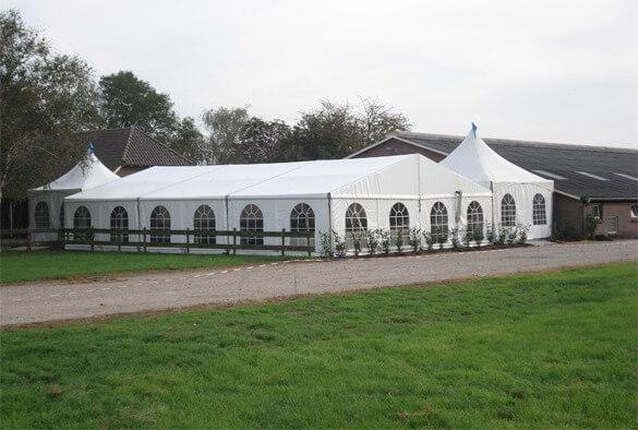 Tent huren Brabant